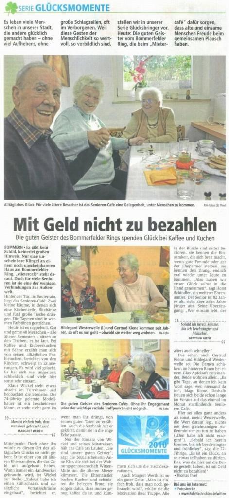 Ruhrnachrichten 06.03.2010