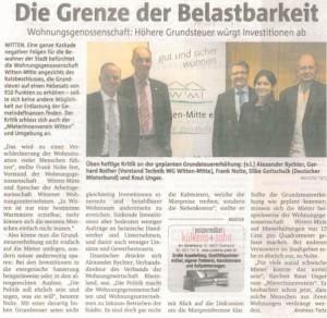 Ruhrnachrichten 04.10.2014