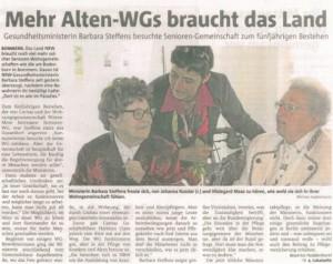 Ruhrnachrichten 09.05.2014